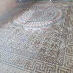 Gran mosaico Casa del Anfiteatro